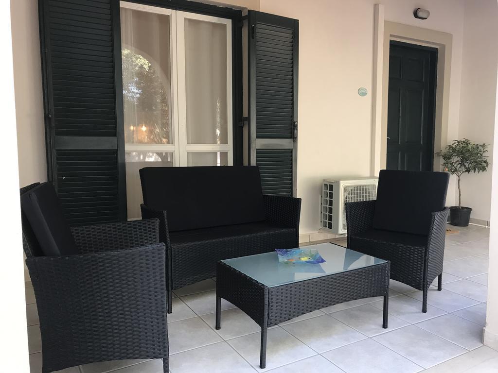 Sirios Apartments Acharavi Corfu